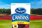 Oops! Some Craisins Tainted with 'Fragments of Metal'
