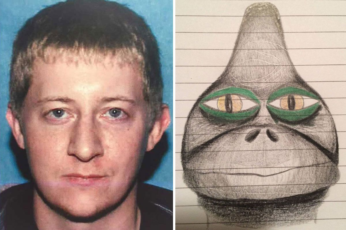 Idaho Shooting Suspect Caught At White House Trying To Warn The Country Of  Oversexed Martians
