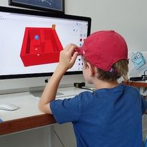 3D Modeling: Intro to TinkerCAD private class