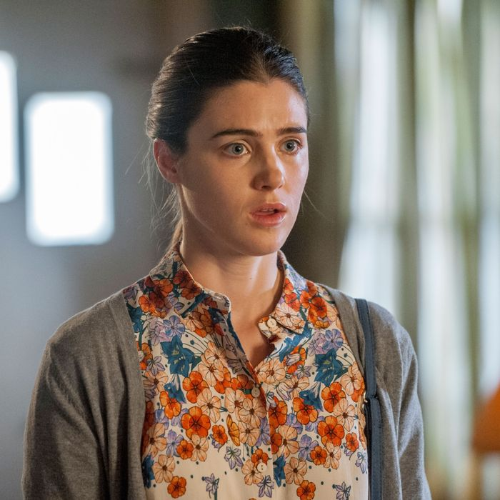 Lucy Griffiths as Emily- Preacher _ Season 1, Episode 8 - Photo Credit: Lewis Jacobs/Sony Pictures Television/AMC