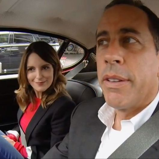 See Tina Fey On Comedians In Cars Getting Coffee -- Vulture