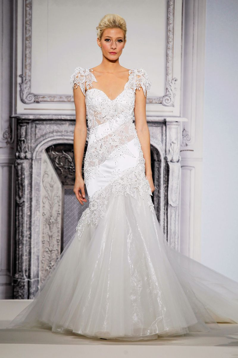 Pnina Tornai For Kleinfeld Fall 2014 Bridal The Cut