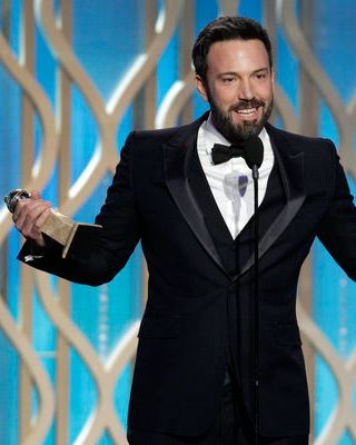 70th ANNUAL GOLDEN GLOBE AWARDS -- Pictured: Winner, Ben Affleck, Best Director - Motion Picture,