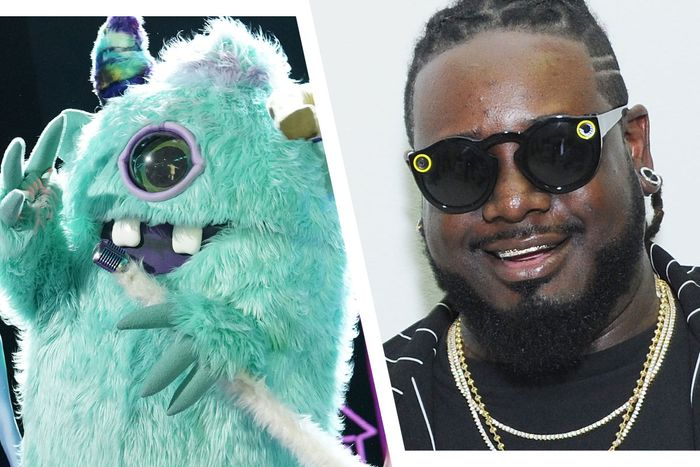 The Monster is … T-Pain?