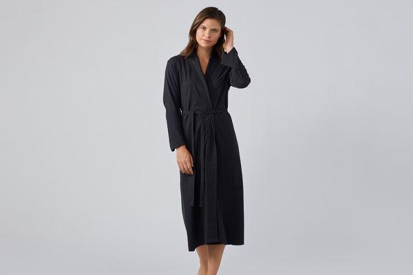 Coyuchi Women's Solstice Organic Robe