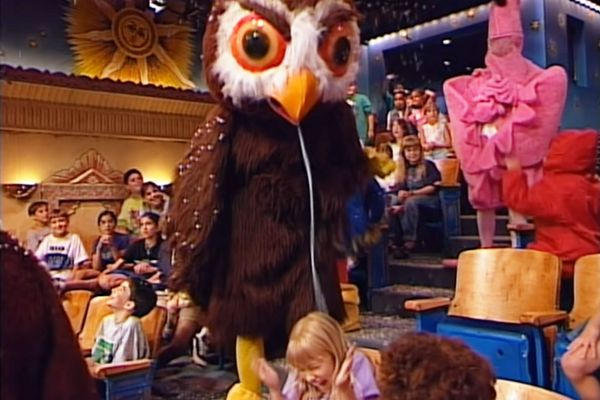 Relive the Complete Chaos That Was Conan O'Brien Hosting Late Night to an Audience of Kids
