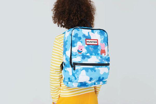 Peppa Pig Backpack by Hunter