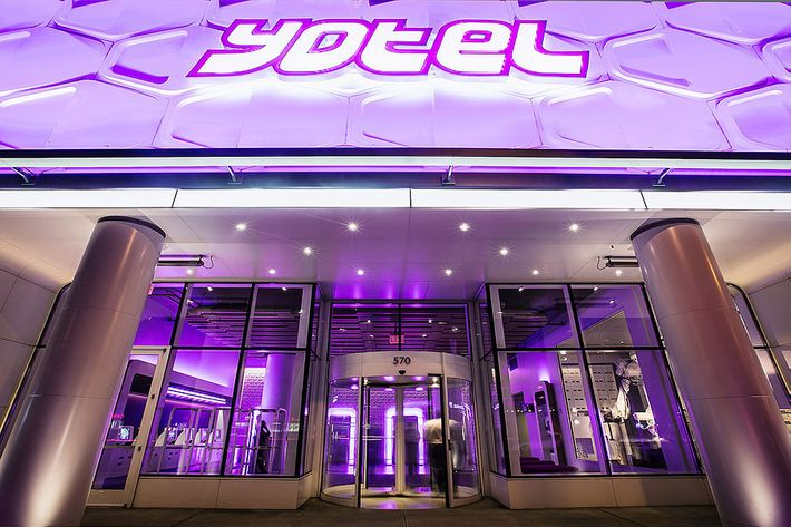Yotel's regularly scheduled brunch will march on, uninterrupted.