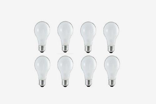 GE Lighting Soft White, 8-Pack