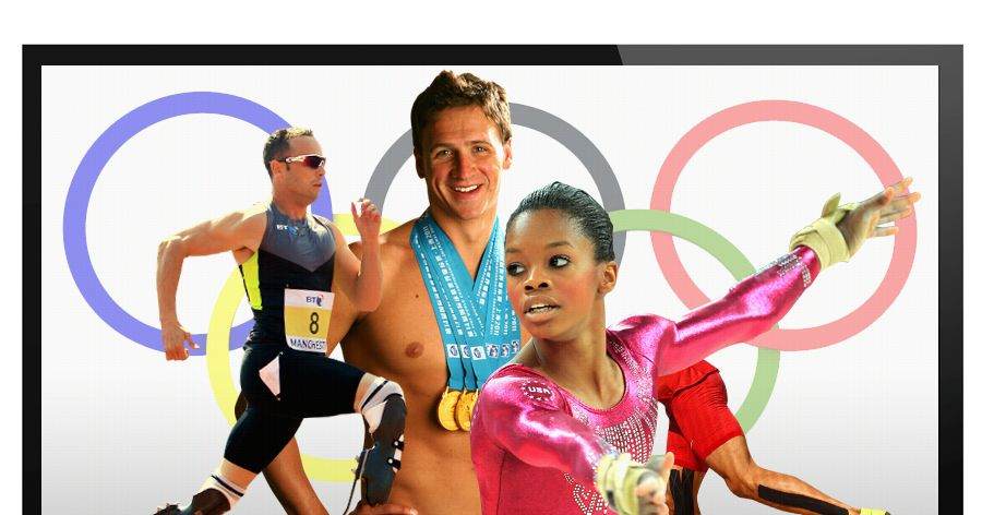 dating reality shows 2012 olympics
