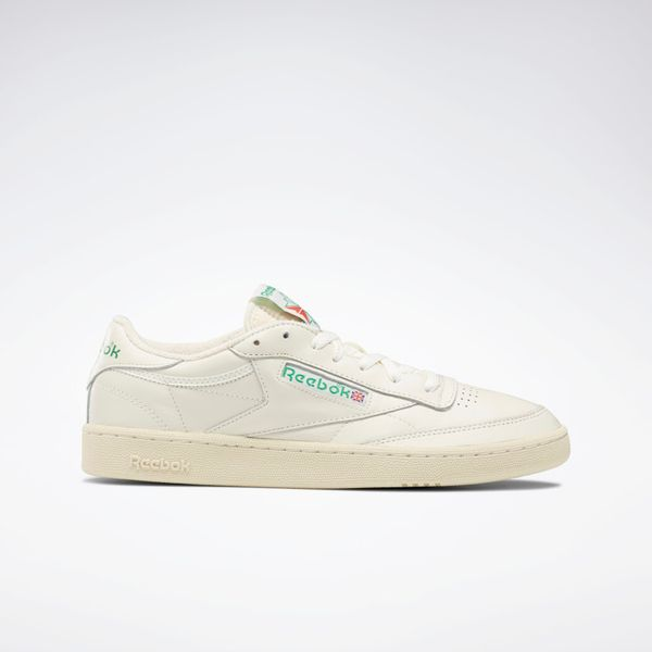 Reebok Club C 1985 TV trainers