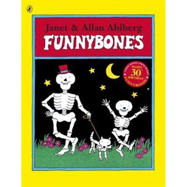 'Funnybones' by Janet & Allan Ahlberg