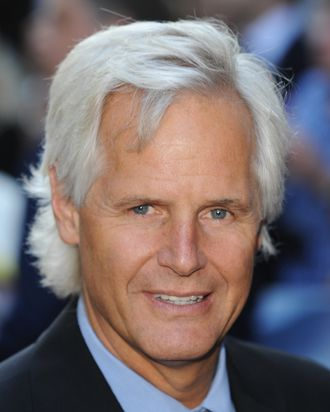 Chris Carter attends the premiere of