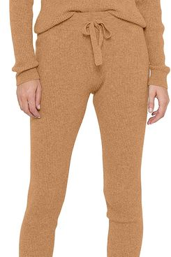 State Cashmere Women's 100% Pure Cashmere Knitted Loungewear