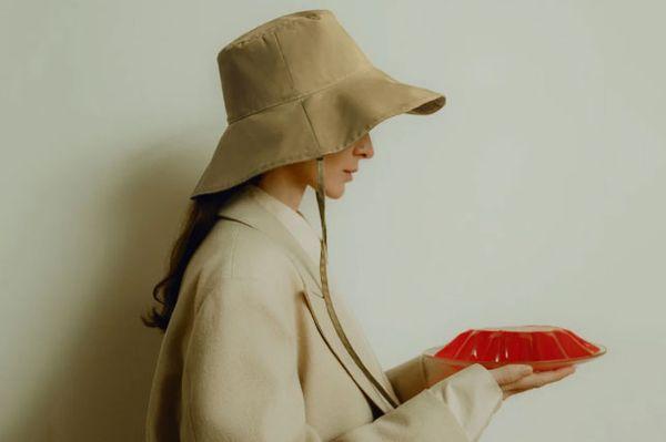 Maar Hats in Khaki