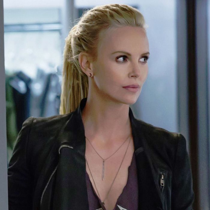 Fast 8 Can We Talk About Charlize Therons Dreads