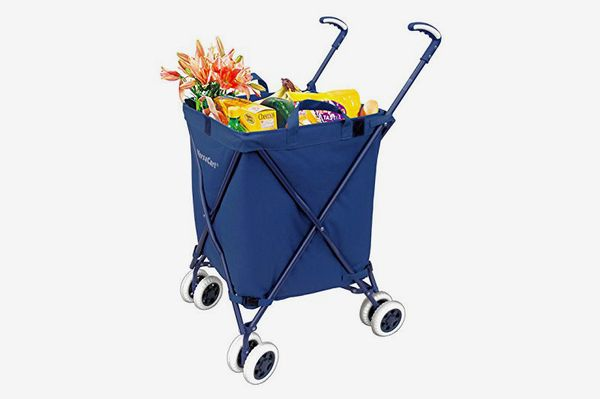 VersaCart Folding Shopping Cart