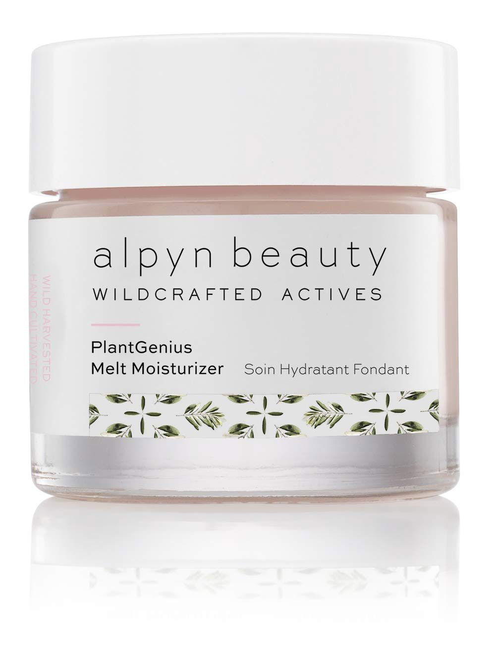 Alpyn Beauty Natural PlantGenius Melt Moisturizer