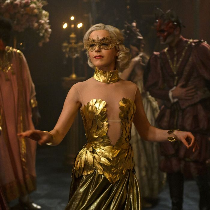 fdc34a7cc59cd Chilling Adventures of Sabrina Recap, Season 2, Episode 9
