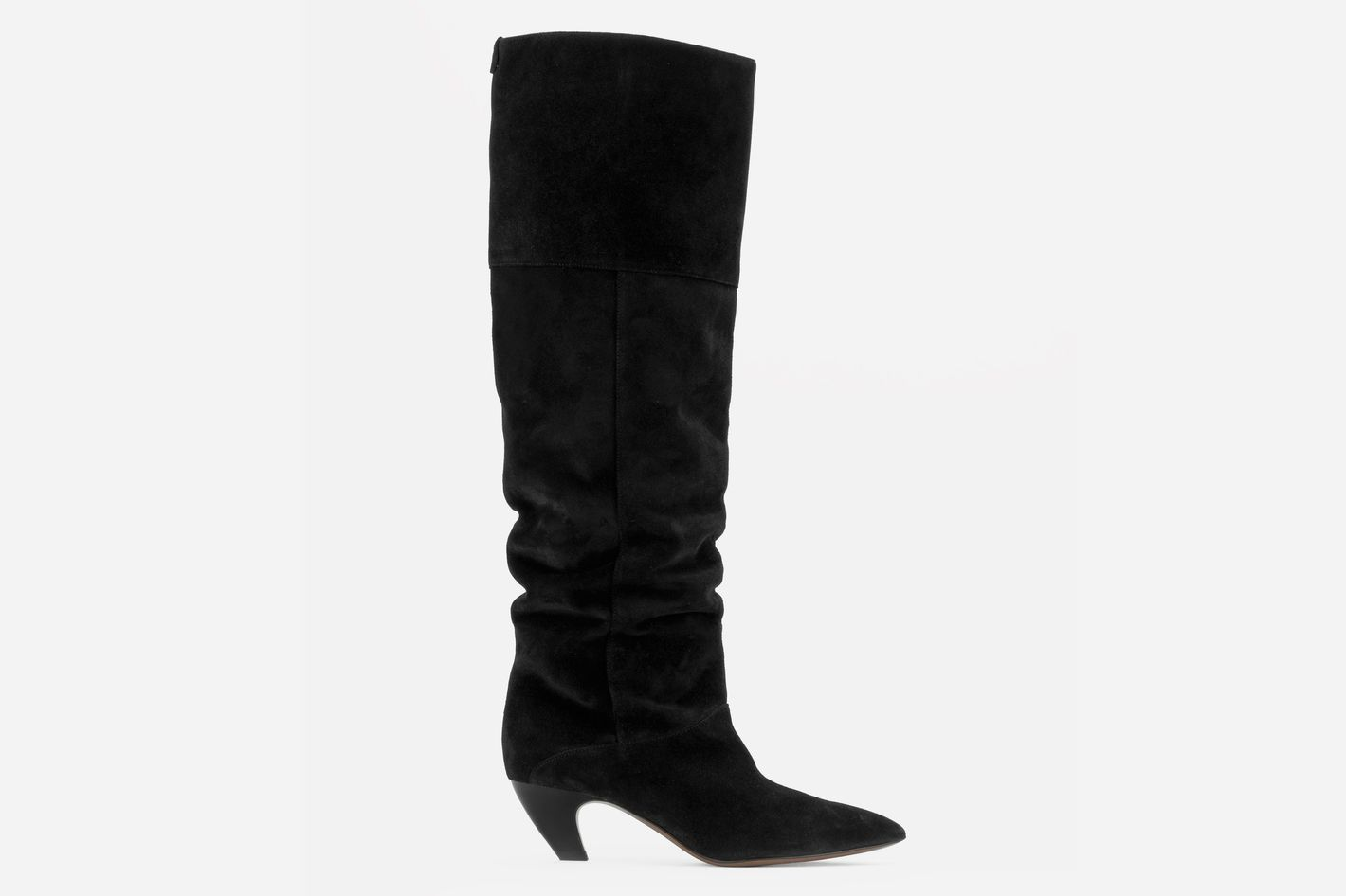 Babs boots in black suede
