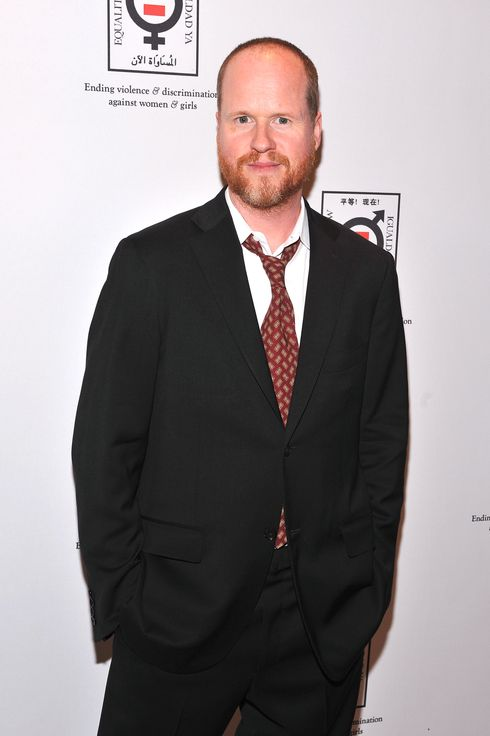 Director Joss Whedon attends the Equality Now 20th Anniversary Fundraiser Event