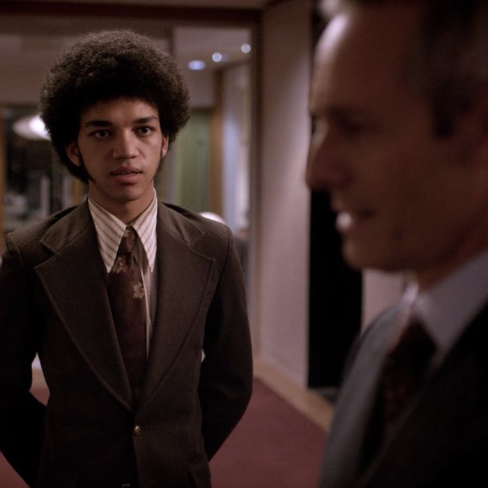 Justice Smith as Ezekiel, Michel Gill as Mr. Gunns.