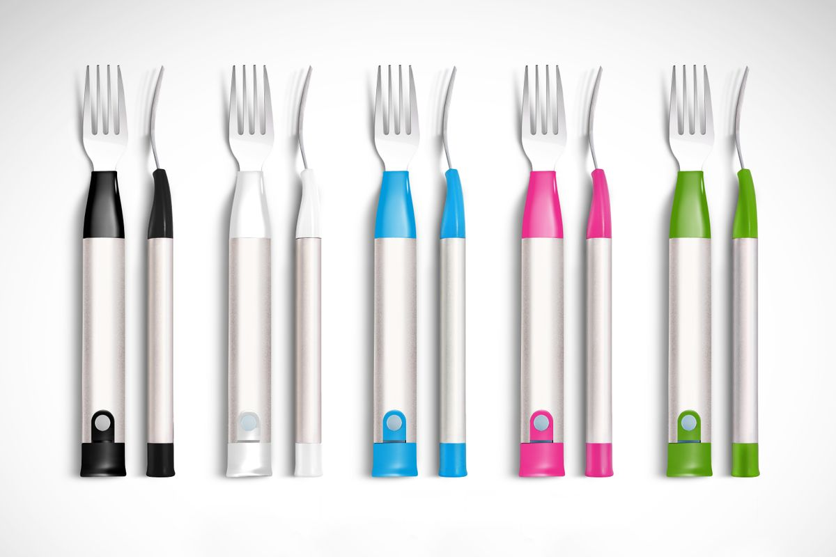 I Ate With a Food-Shaming Fork for a Week
