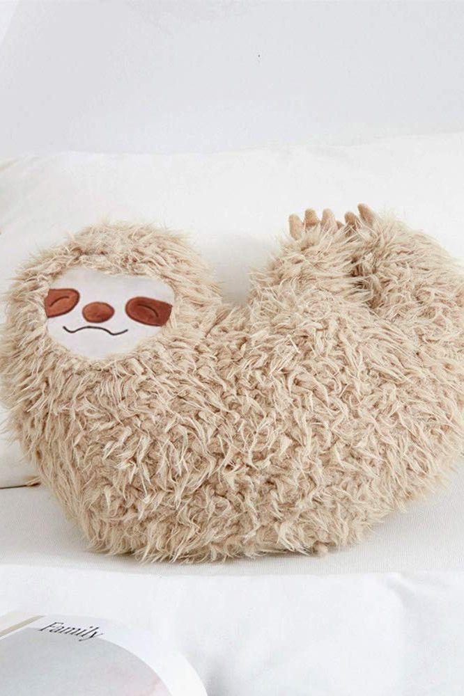 Huhu Ma Sloth Pillow
