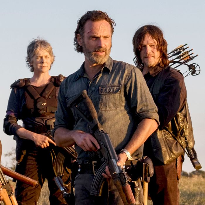 The Walking Dead Staffel �Bersicht