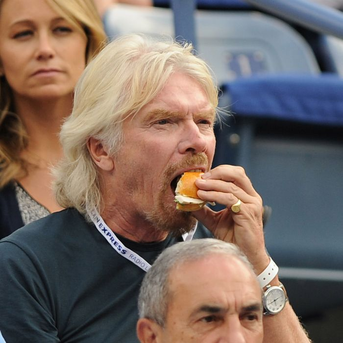 Richard Branson is into it.