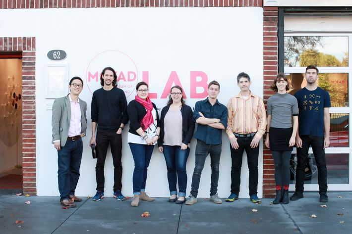 The MOFAD team.
