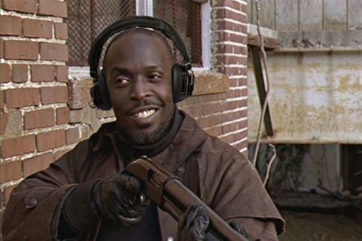 Michael K Williams Reveals His Omar Mix Vulture