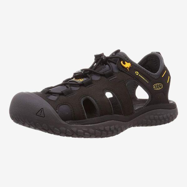 KEEN Men's SOLR High Performance Sport Closed Toe Water Sandal