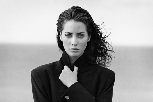 Christy Turlington Has Just Hit The Runway For The First
