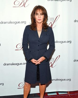 Actress Stockard Channing attends the 78th annual Drama League Awards Ceremony