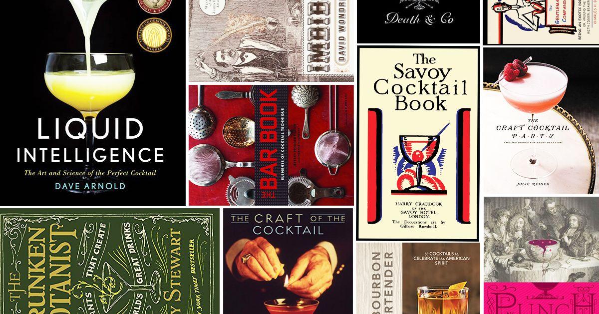 Best Home Bartending Books