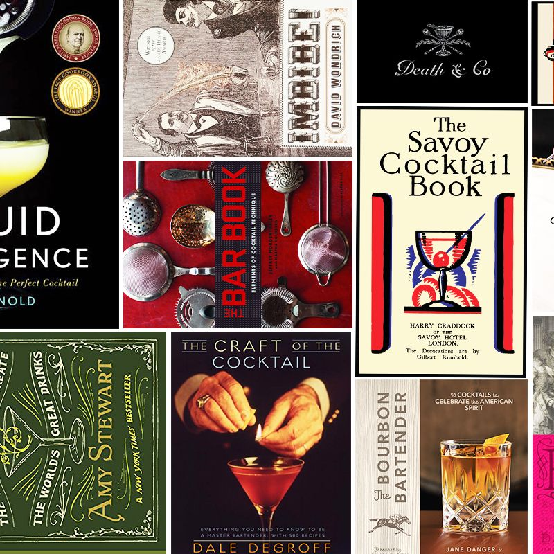 Best Bartending Guides, Cocktail Books 2018