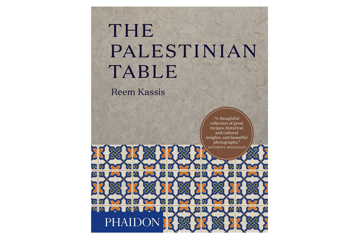 'The Palestinian Table,' by Reem Kassis