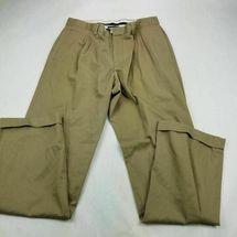 Eddie Bauer Mens Casual Pants Khaki Classic Fit
