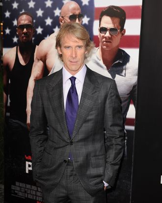 Michael Bay attends the
