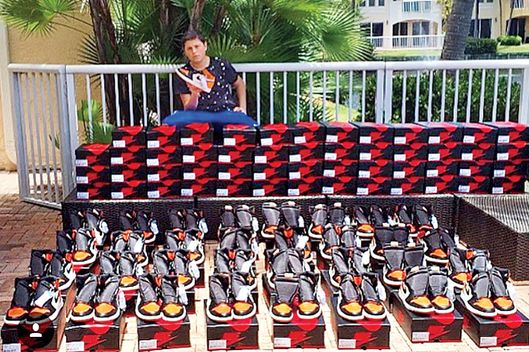 The Teen Who Made Millions Selling Rare Sneakers The Cut