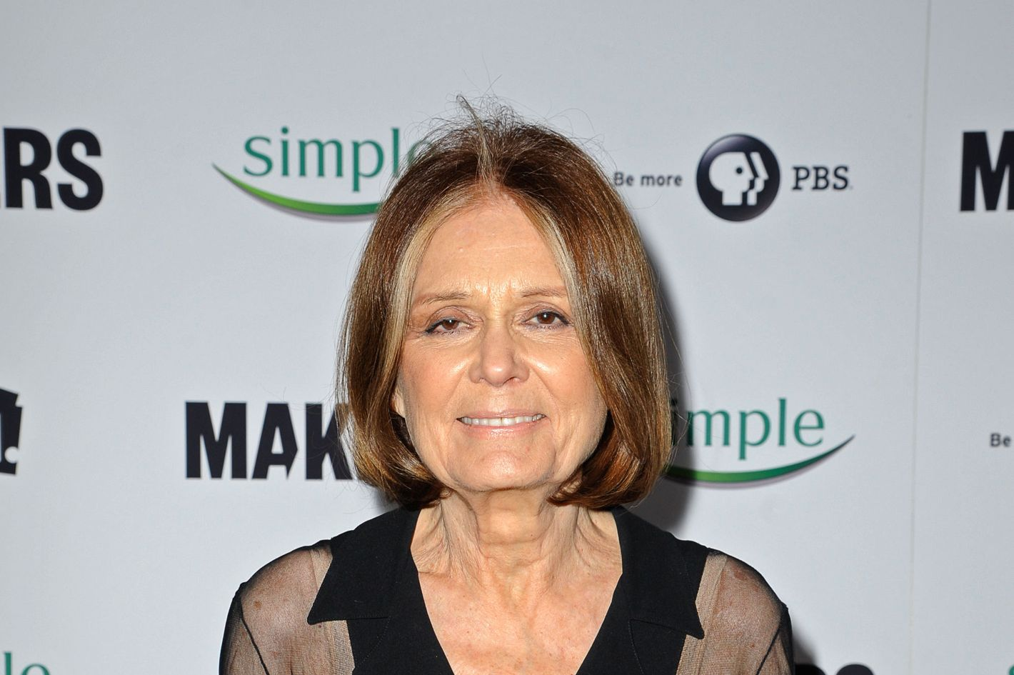 "Gloria Steinem arrives at ""MAKERS: Women Who Make America"" New York Premiere at Alice Tully Hall on February 6, 2013 in New York City."