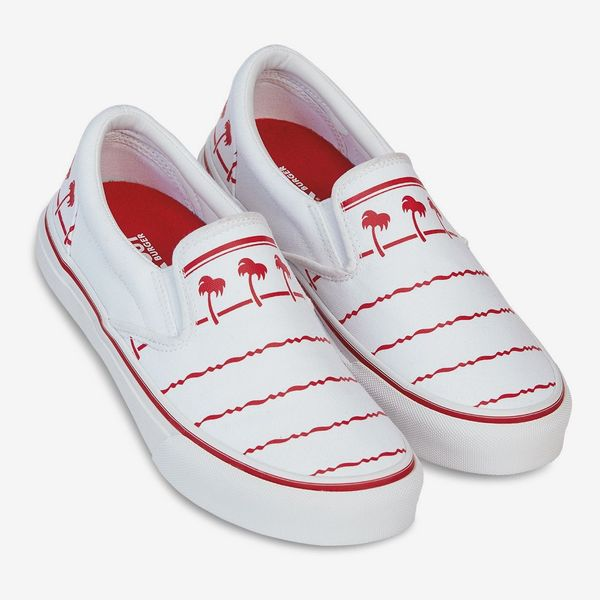 In-N-Out Drink-Cup-Design Sneakers