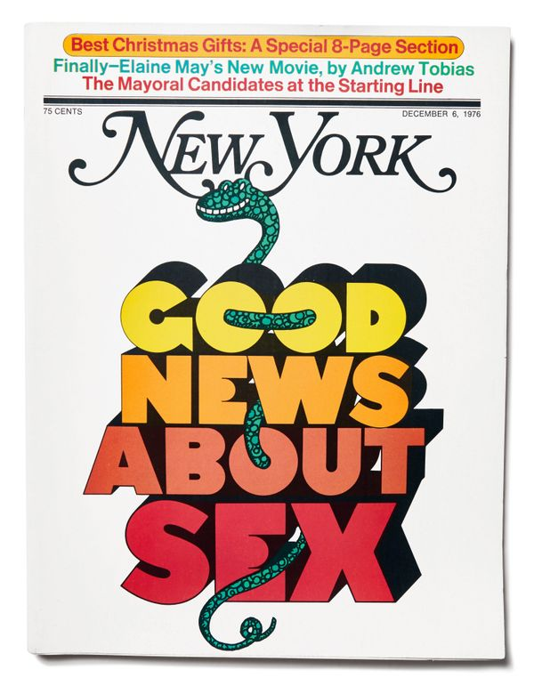 Good News About Sex by Milton Glaser