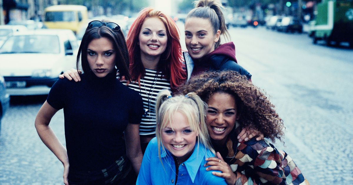 The Spice Girls (All 5!) Are Reuniting for a Movie We Know Nothing About