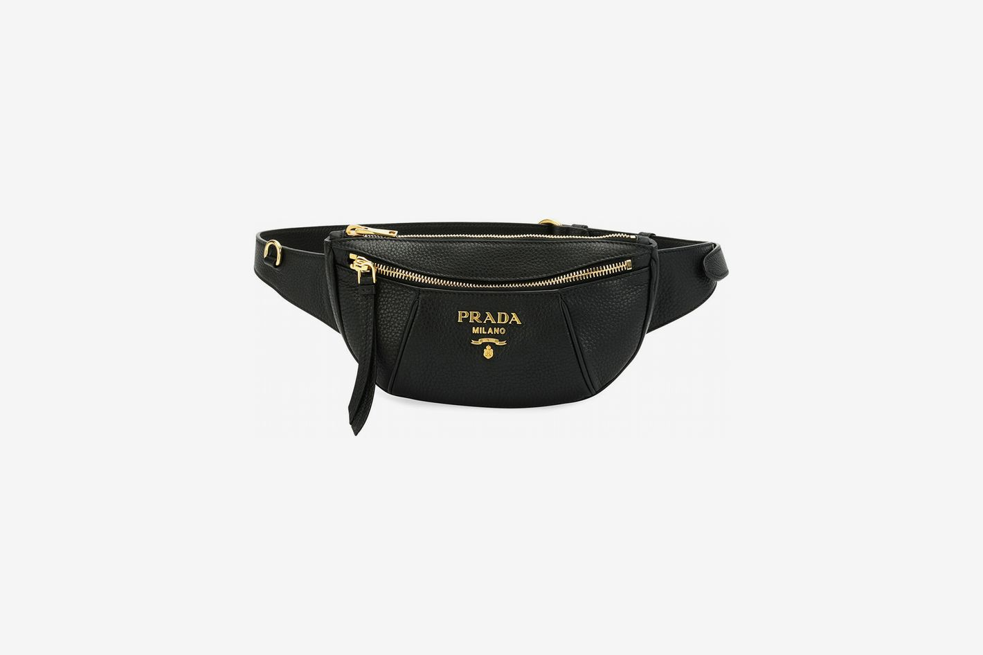 Prada Small Daino Leather Belt Bag