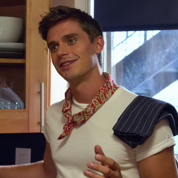 87b69ef3 Everything Antoni Cooks on the New Season of 'Queer Eye'
