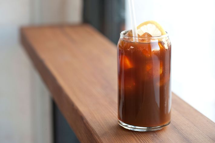 The Scandinavian-style Kaffelemonade is made with coffee, lemonade, and cucumber bitters. Fittingly, it should debut in the spring.