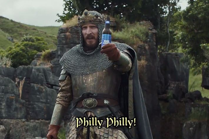 Bud light promises philly free beer if eagles win super bowl photo bud light mozeypictures Gallery