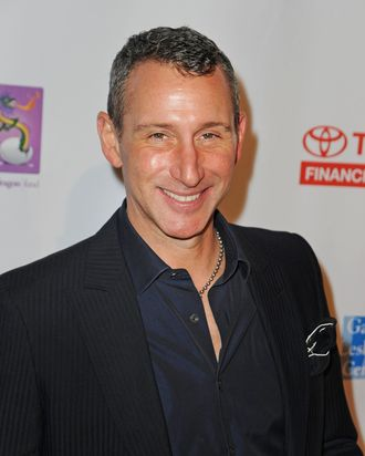Adam Shankman==24 HOUR HOLLYWOOD RUSH - Arrivals==The Wilshire Ebell Theatre, Los Angeles, Ca==February 20, 2011==?Patrick McMullan==Photo - MIKE GARDNER/patrickmcmullan.com== ==